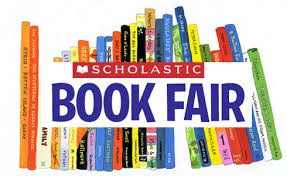 Scholastic Book Fair next week!