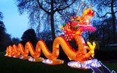Chinese Lantern Festival Spirit Night