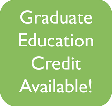Graduate Credit Available!