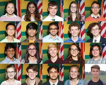 2021 National Merit Finalists