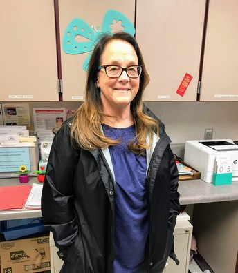 Mrs. Brown - Health Aide