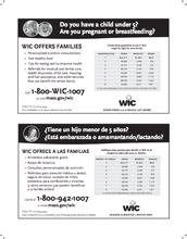 WIC Family Program
