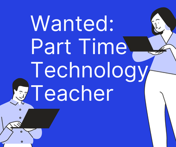 Saint Michael School  is seeking a technology teacher...Please spread the word!