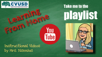 Learning from Home on YouTube