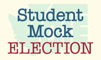 Mock Student election materials