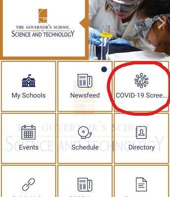 Covid-19 Screener