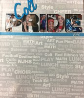 2014-'15 Yearbook Cover