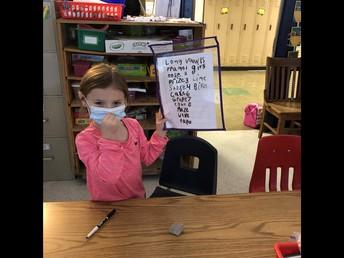 Practicing Long Vowels