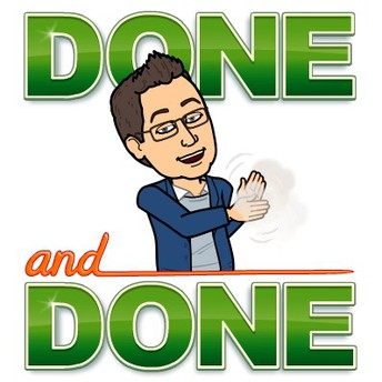 First Marking Period - That's a Wrap!