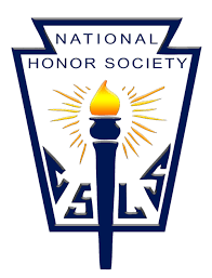 Image of National Honor Society Seal with Torch