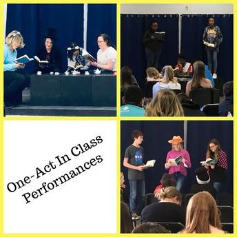 Chorus and Theater Arts