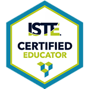 Become ISTE certified