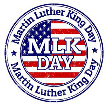 No school Monday, January 15th - MLK Day