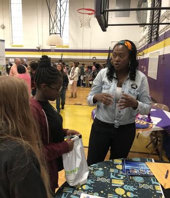 Career Fair: Girls in STEM