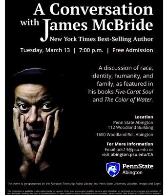 A Conversation with James McBride