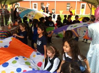 Kindergarten Field Trip to ISTABA Library