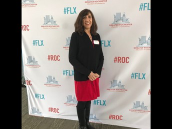 Mid-West RBERN Director Lourdes Roa recognized by Rochester Chamber of Commerce
