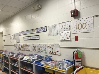 OUR 100TH DAY MUSEUM!