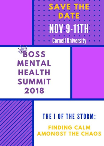 BOSS Mental Health Summit