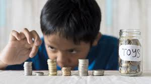 Raising A Financially Responsible Child