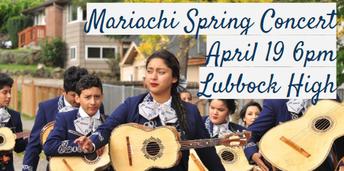 Mariachi Spring Concert