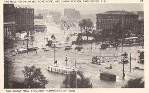 1939 Hurricane Providence, RI