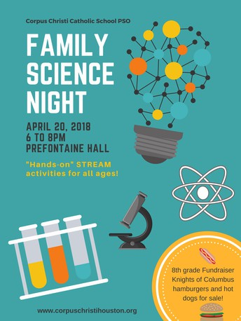 Mad Science is coming to Corpus! Come out and have some fun!