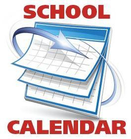 School Calendars for 18-19 and 19-20