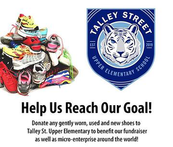 Fundraiser: Donate New or Gently Used Shoes