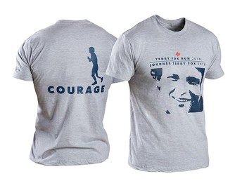 Terry Fox Theme for 2018  Courage