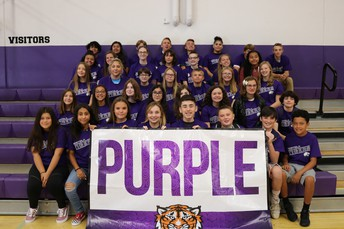 Purple Honor Roll Students