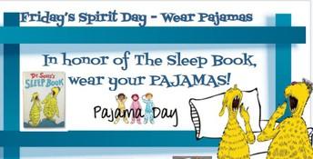 Friday- Pajamas