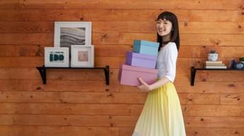 Top Ten Tips from Marie Kondo