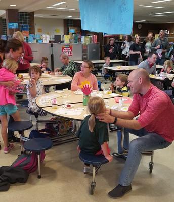 Volunteer Appreciation Breaksfast