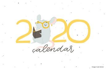 "Image of ""2020 Calendar"""