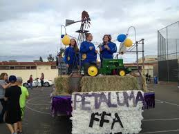 FFA Doubles Up at State FFA Field Day