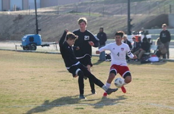 Soccer Shenanigans with Boy's Soccer