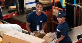 FedEx Ground Package Handler - Grayslake