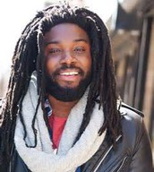 Jason Reynolds, Author of Ghost
