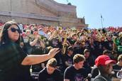 UW Madison Band Day