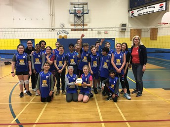 Junior Mixed Volleyball