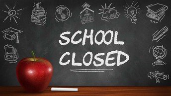 SCHOOL IS CLOSED: Labor Day HOLIDAY