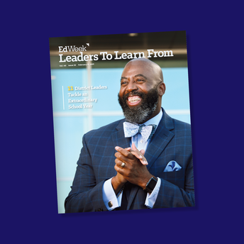 DR. DAVIS SELECTED A 2021 LEADER TO LEARN FROM