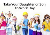 Take Your child to work day - April 27