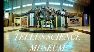 Tellus Science Museum - Region 1 Event (Date Change!)