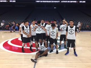 The San Antonio Phoenix Basketball Team