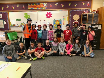 Bike Safety at CRES