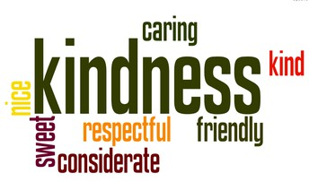 Character Trait for the month of December: Kindness