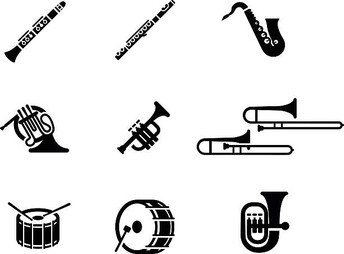 Band Instrument Pick Up (For PERSONAL Instruments ONLY)
