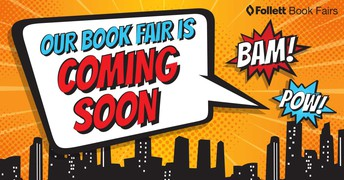 The Book Fair Is Coming!  The Book Fair Is Coming!